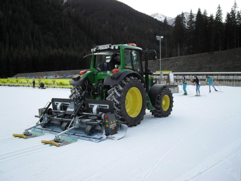 Tirol Obertilliach traktori järel rajaseade (2)